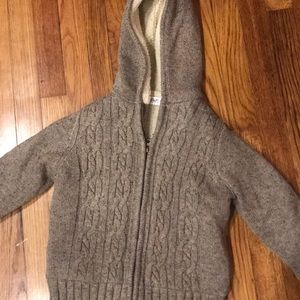 F&F Shirts & Tops - Girls zip up sweater